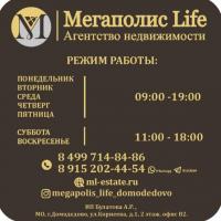 Мегаполис Life